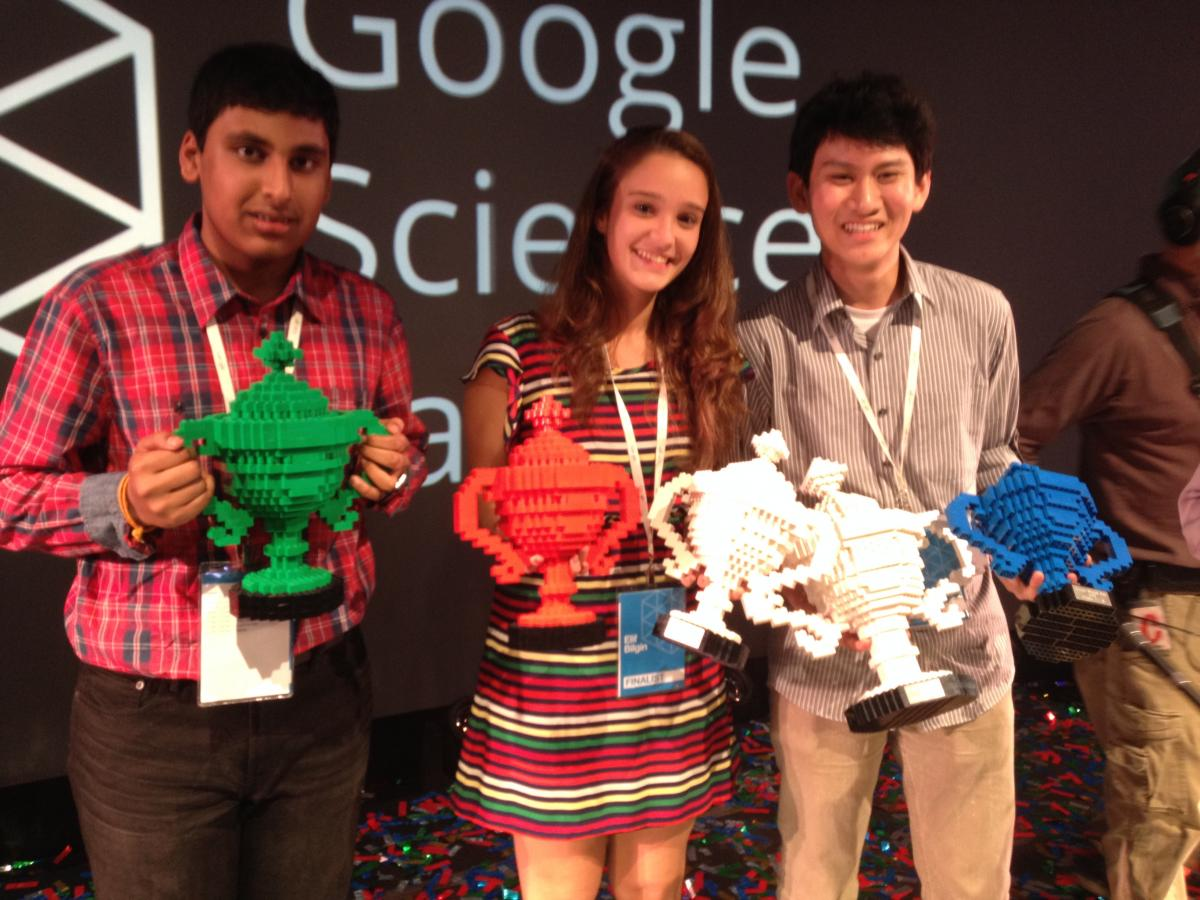 Google Science Fair Winners-2